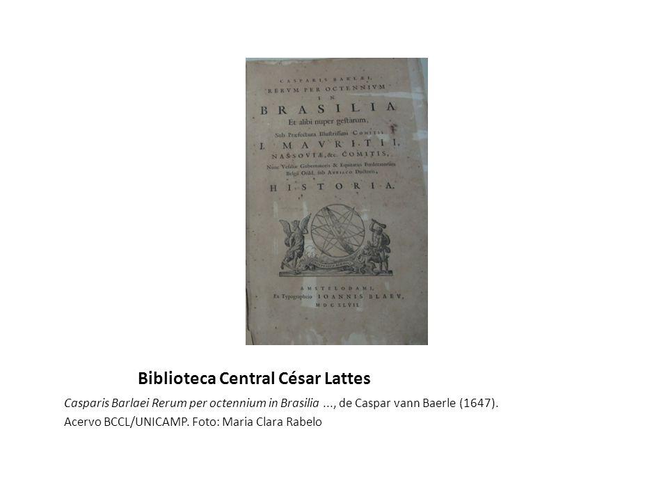 Biblioteca Central César Lattes