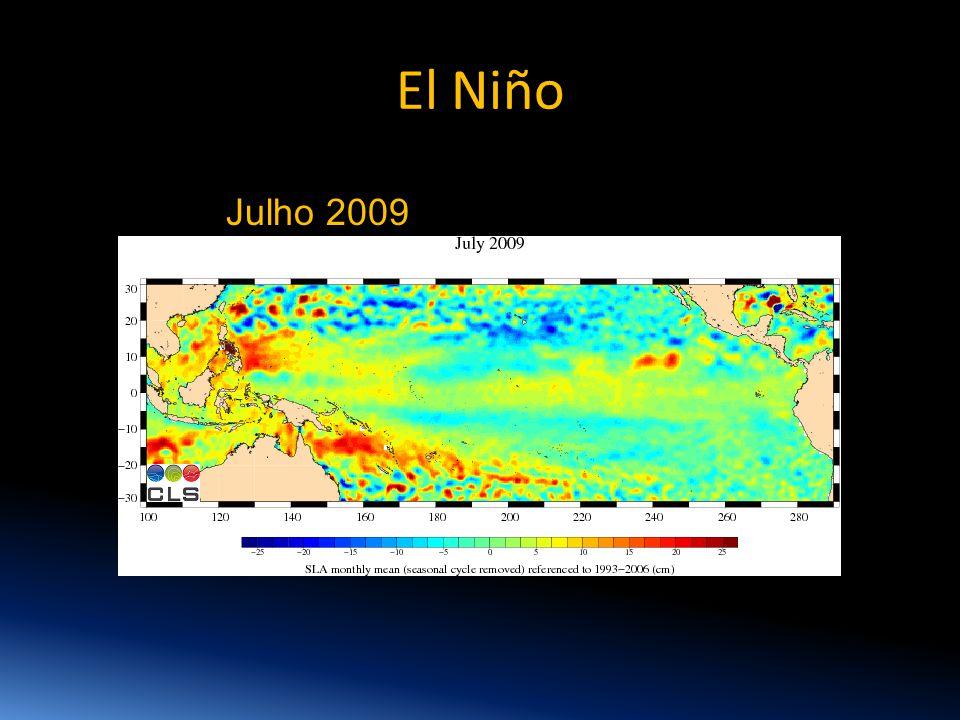 El Niño Julho 2009