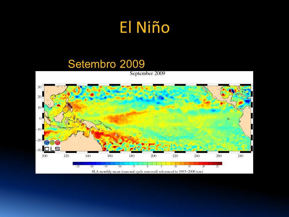El Niño Setembro 2009