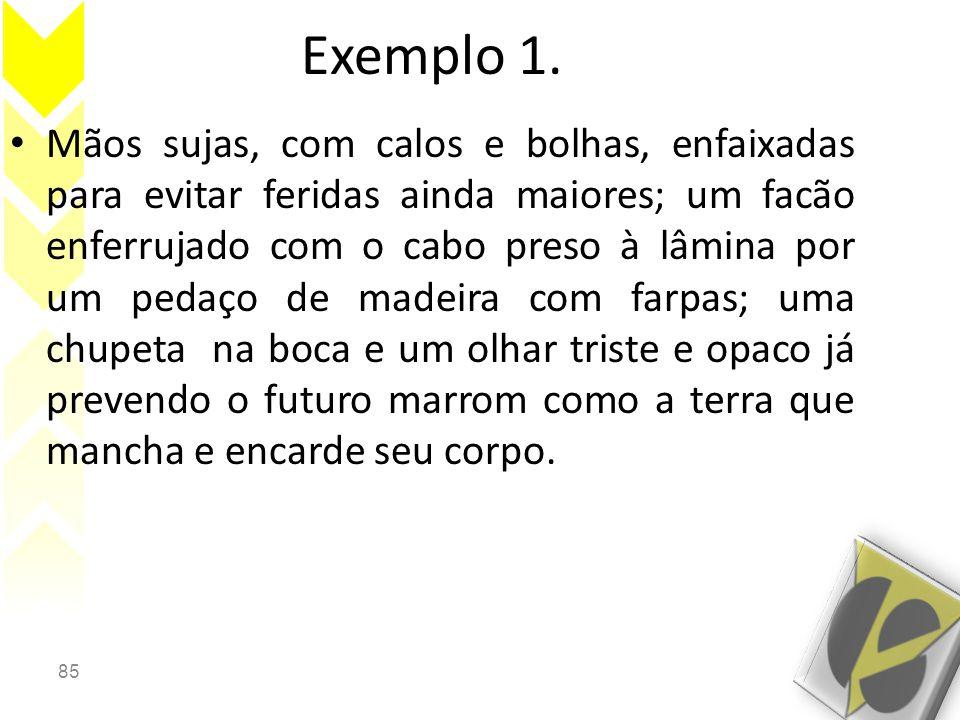 Exemplo 1.