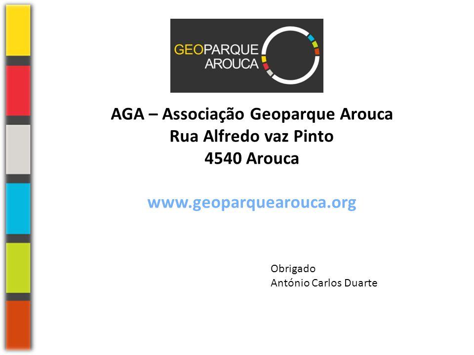AGA – Associação Geoparque Arouca