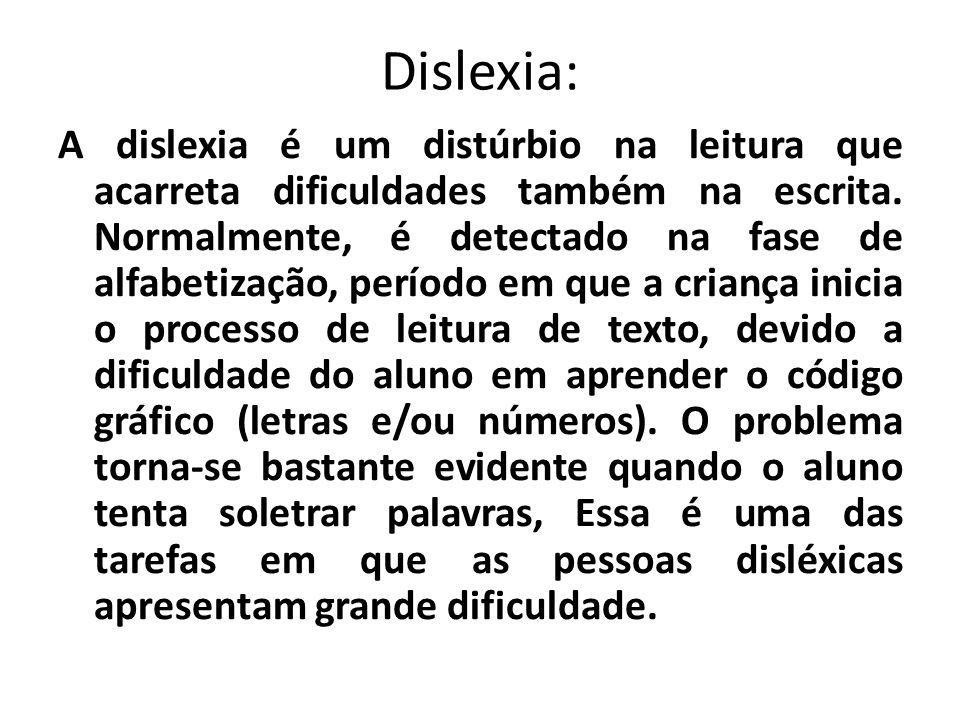 Dislexia: