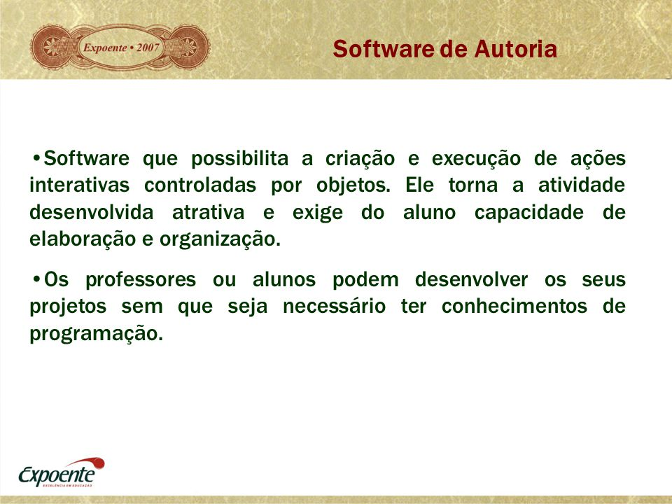 Software de Autoria