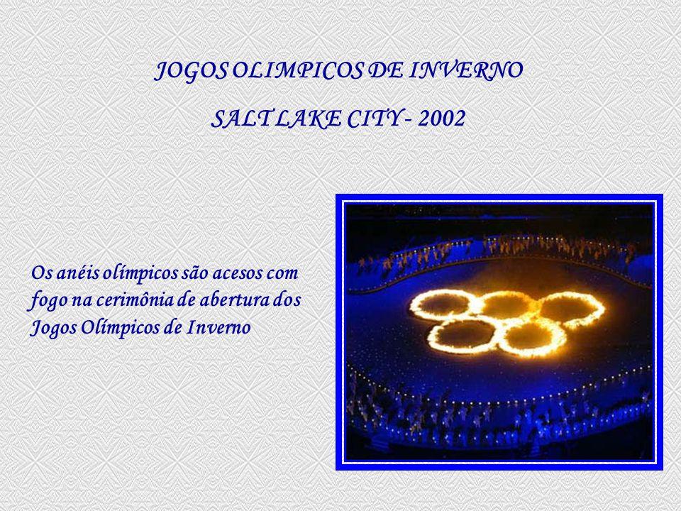 JOGOS OLIMPICOS DE INVERNO