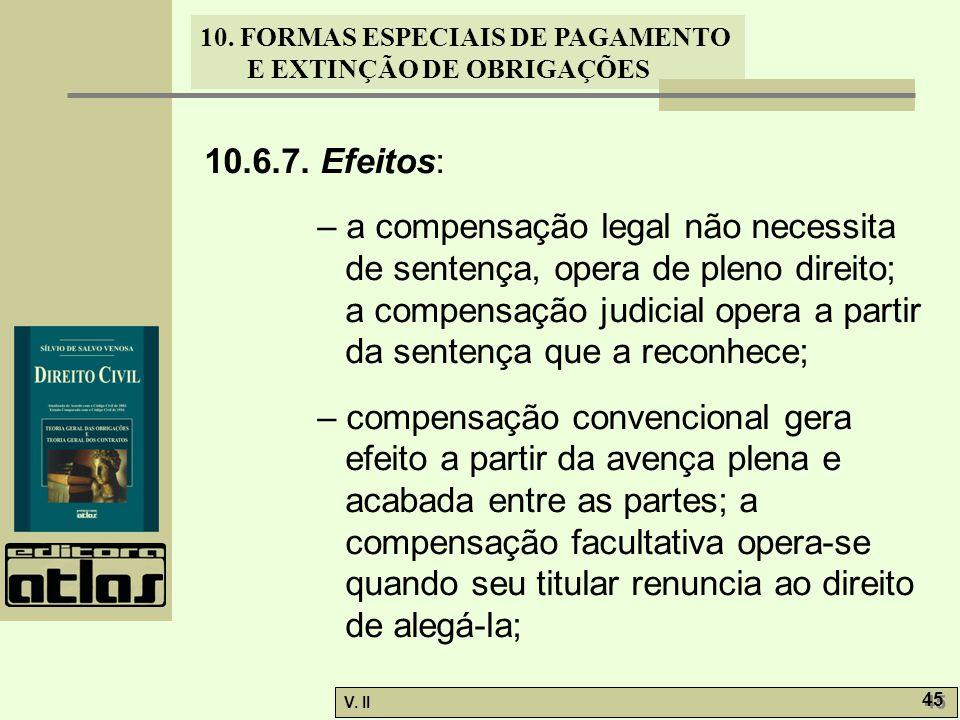 10.6.7. Efeitos: