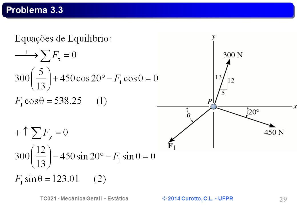 Problema 3.3