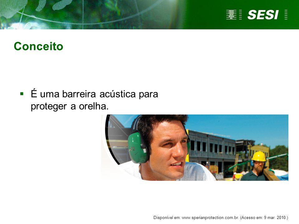 Disponível em: www.sperianprotection.com.br. (Acesso em: 9 mar. 2010.)