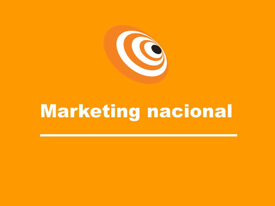 Marketing nacional Plataforma de TI Internet Internet