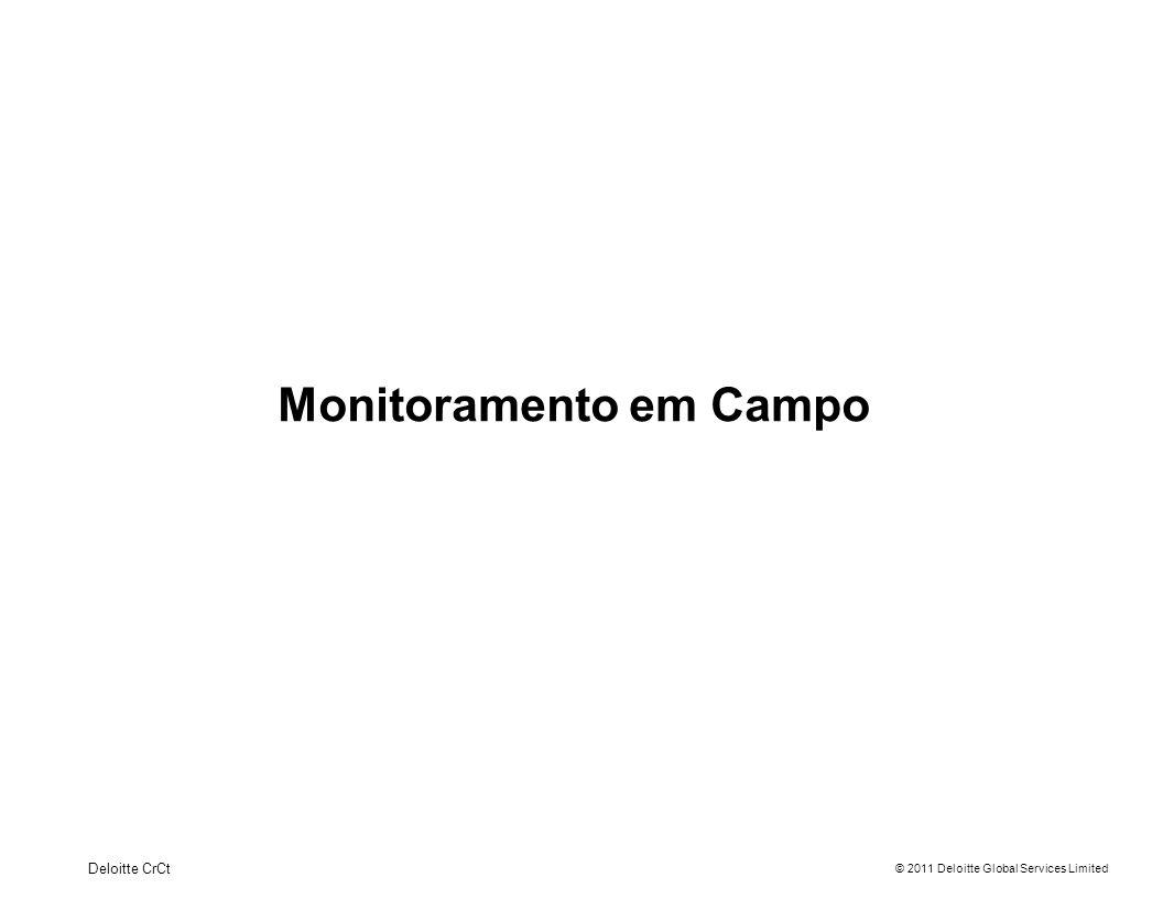 Monitoramento em Campo