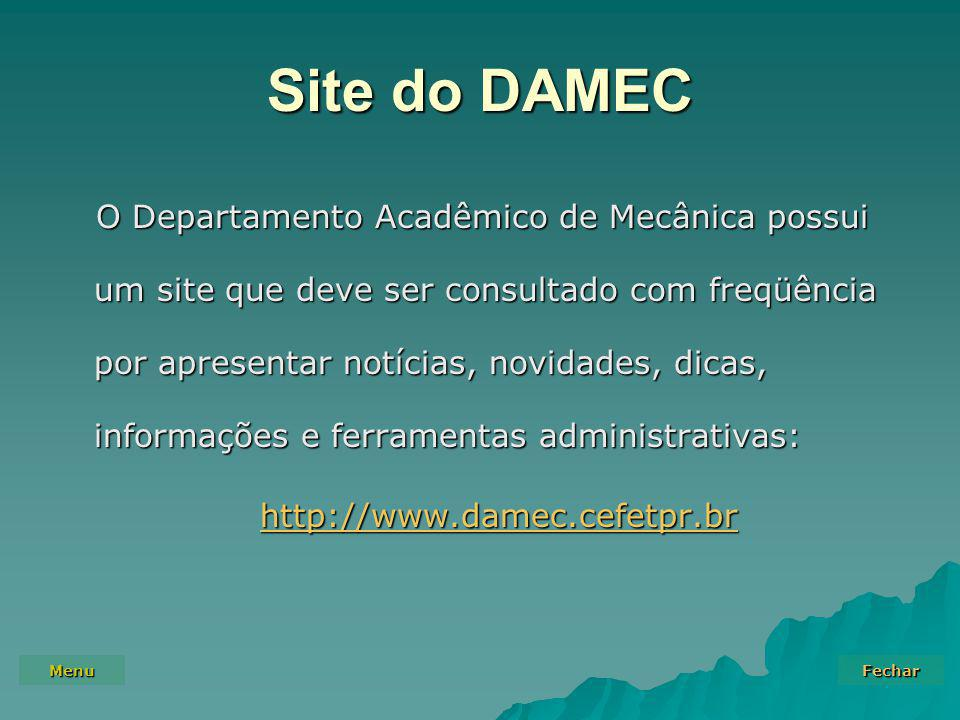 Site do DAMEC