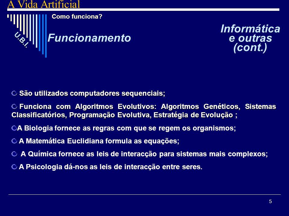 Informática e outras (cont.)