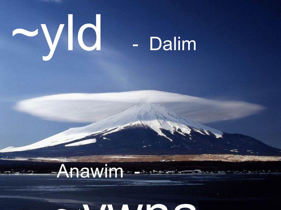 ~yld - Dalim Anawim - ~ywna