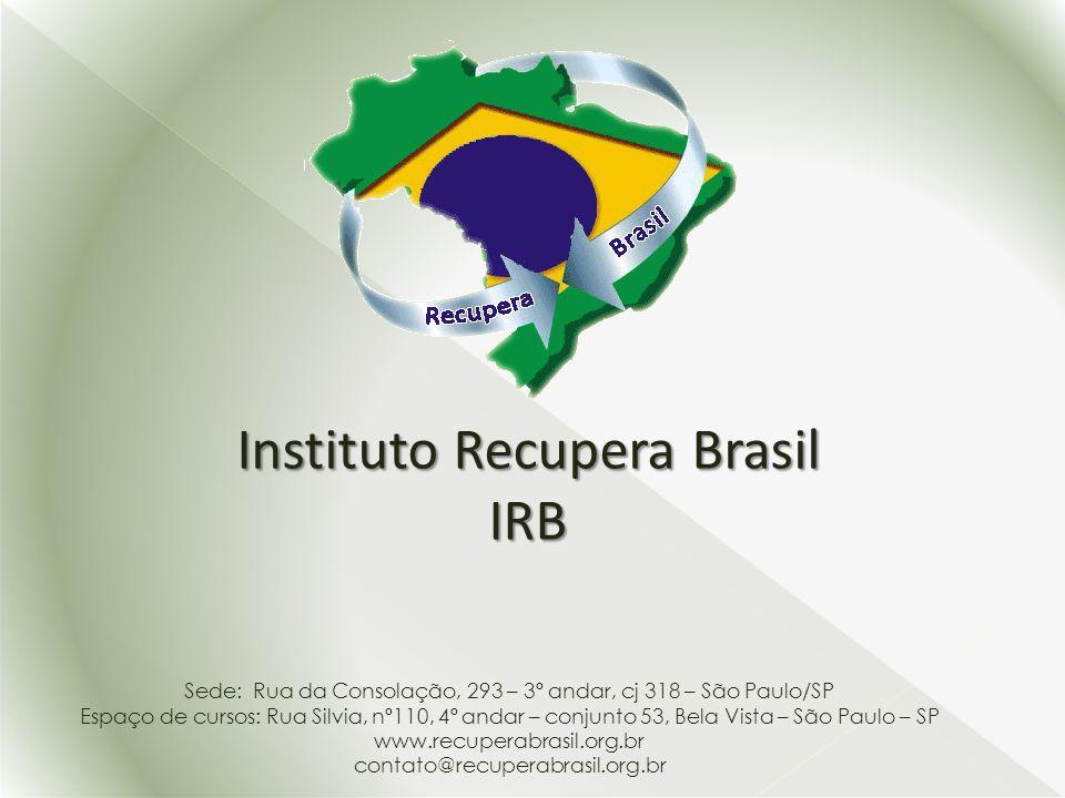 Instituto Recupera Brasil IRB