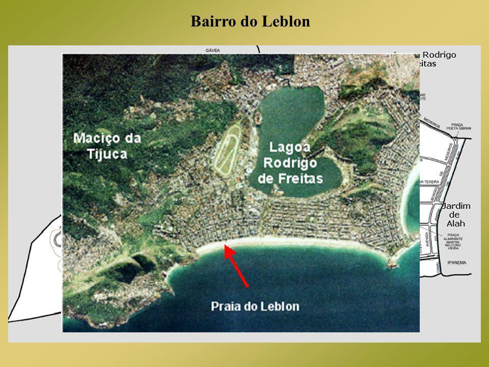 Bairro do Leblon
