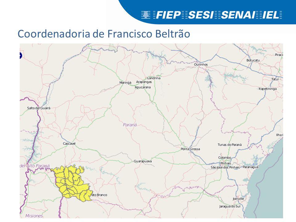 Coordenadoria de Francisco Beltrão