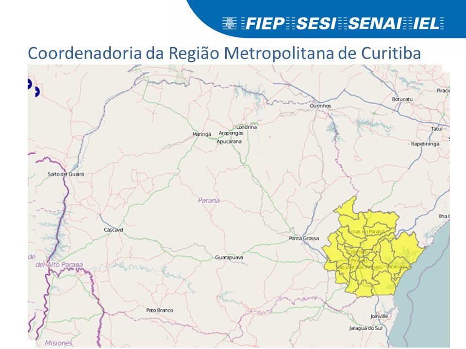 Coordenadoria da Região Metropolitana de Curitiba