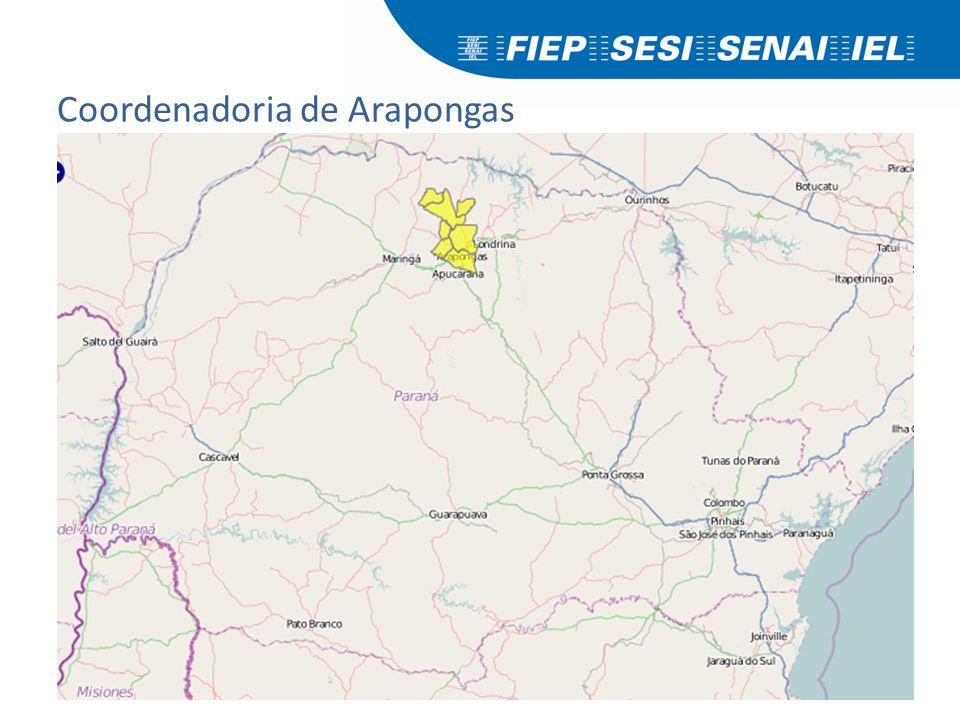 Coordenadoria de Arapongas