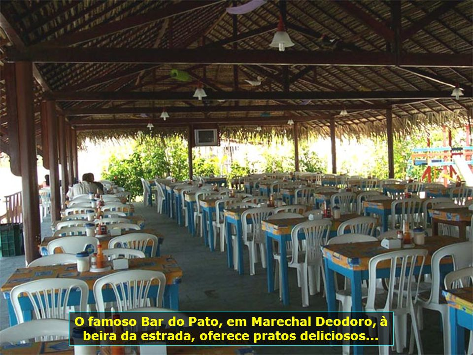 P0008273 - MARECHAL DEODORO - BAR DO PATO - VISTA