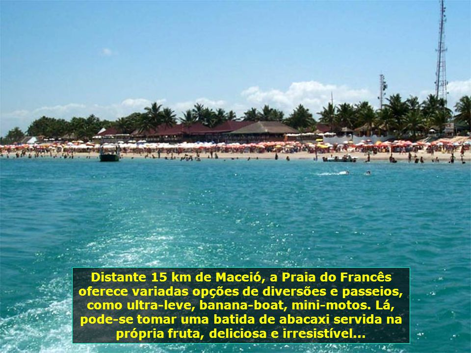 P0007854 - MARECHAL DEODORO - PRAIA DO FRANCÊS