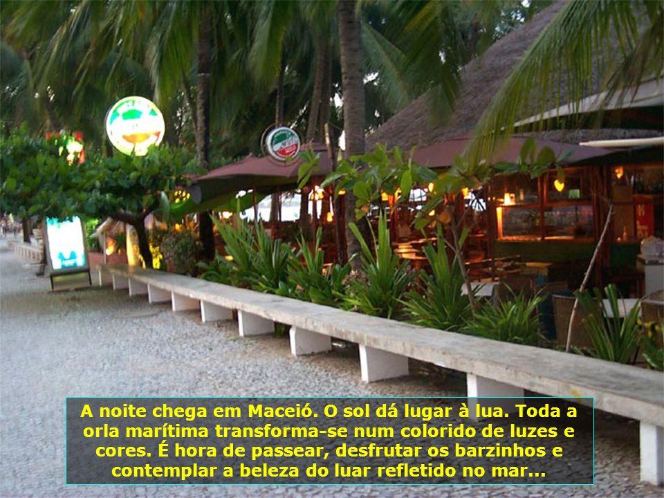 P0008011 - MACEIÓ - PRAIA DE PONTA VERDE - NOITE