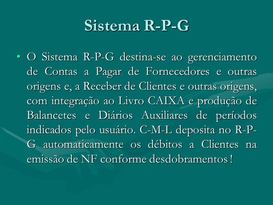 Sistema R-P-G