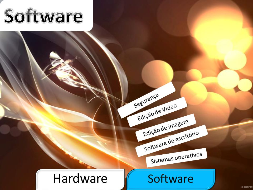 Software de escritório
