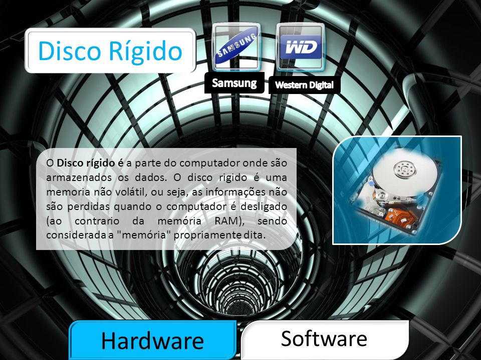 Disco Rígido Hardware Software Samsung