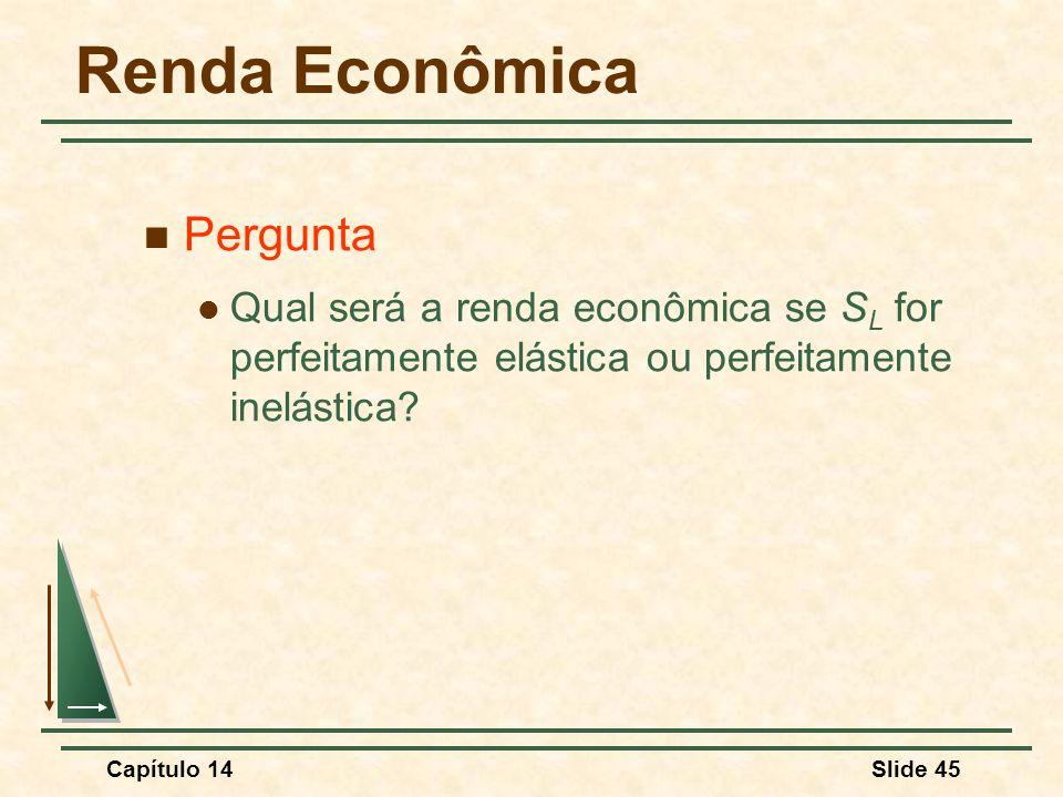 Renda Econômica Pergunta