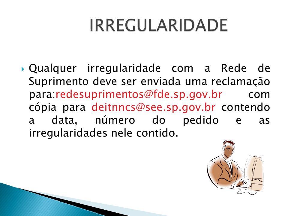 IRREGULARIDADE