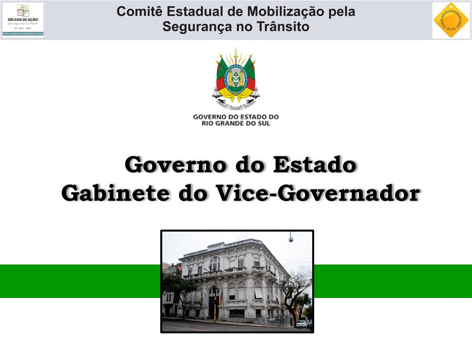 Gabinete do Vice-Governador