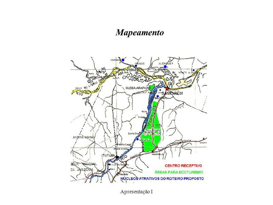Mapeamento Apresentação I