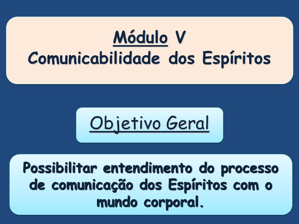 Comunicabilidade dos Espíritos