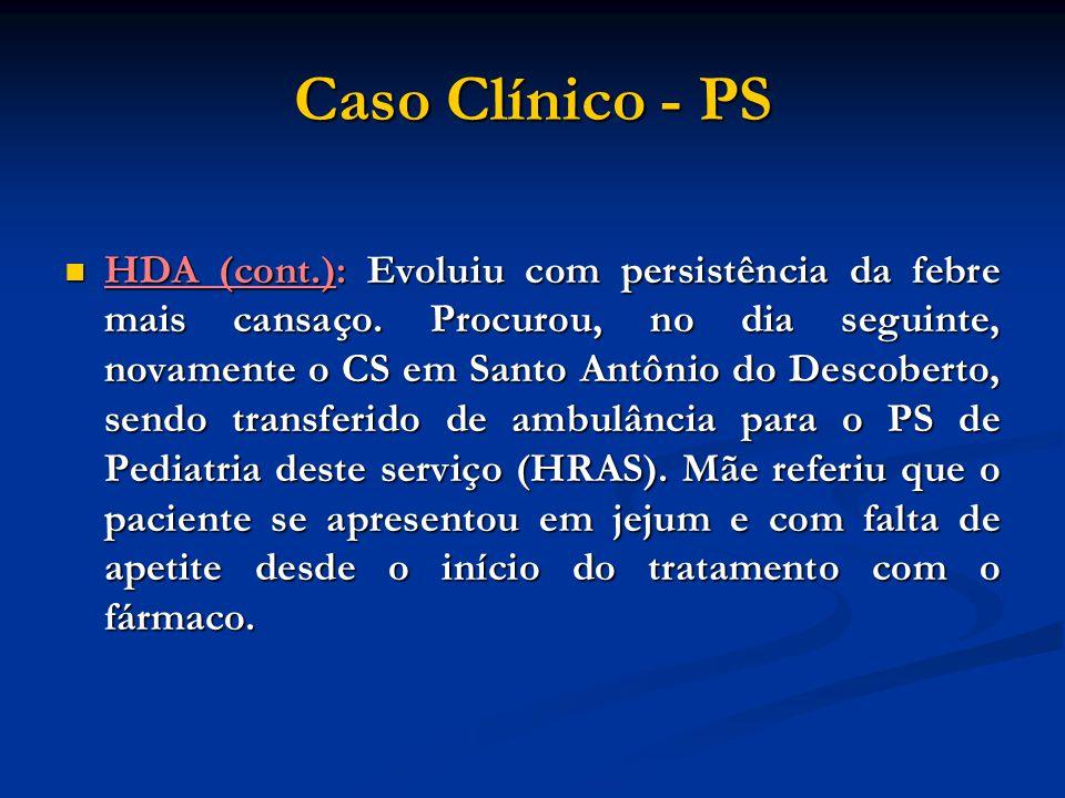 Caso Clínico - PS