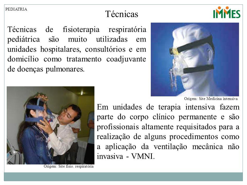 PEDIATRIA Técnicas.