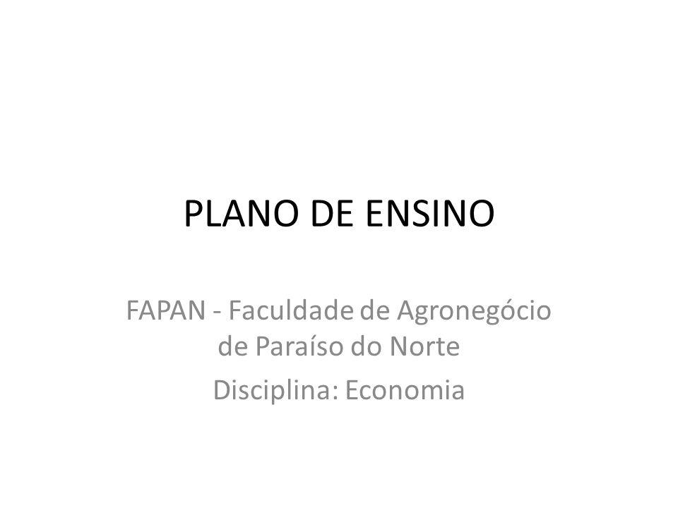 FAPAN - Faculdade de Agronegócio de Paraíso do Norte