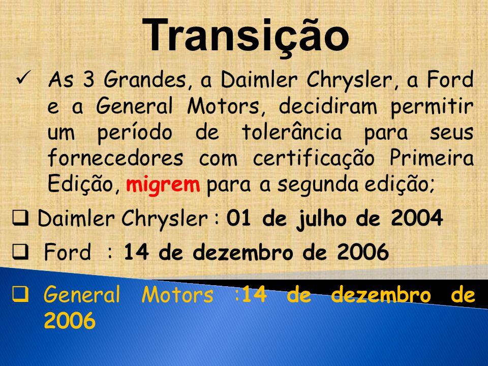 Transição