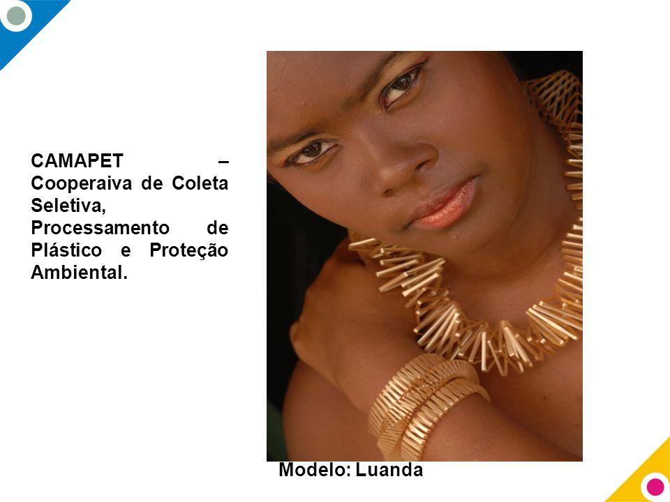 CAMAPET – Cooperaiva de Coleta Seletiva, Processamento de Plástico e Proteção Ambiental.