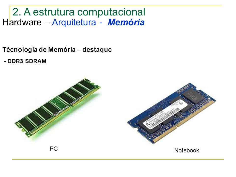 2. A estrutura computacional