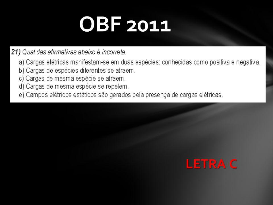 OBF 2011 LETRA C