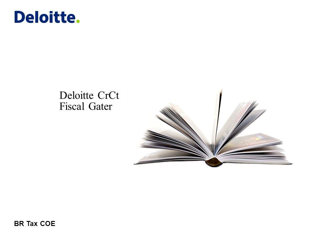 Deloitte CrCt Fiscal Gater