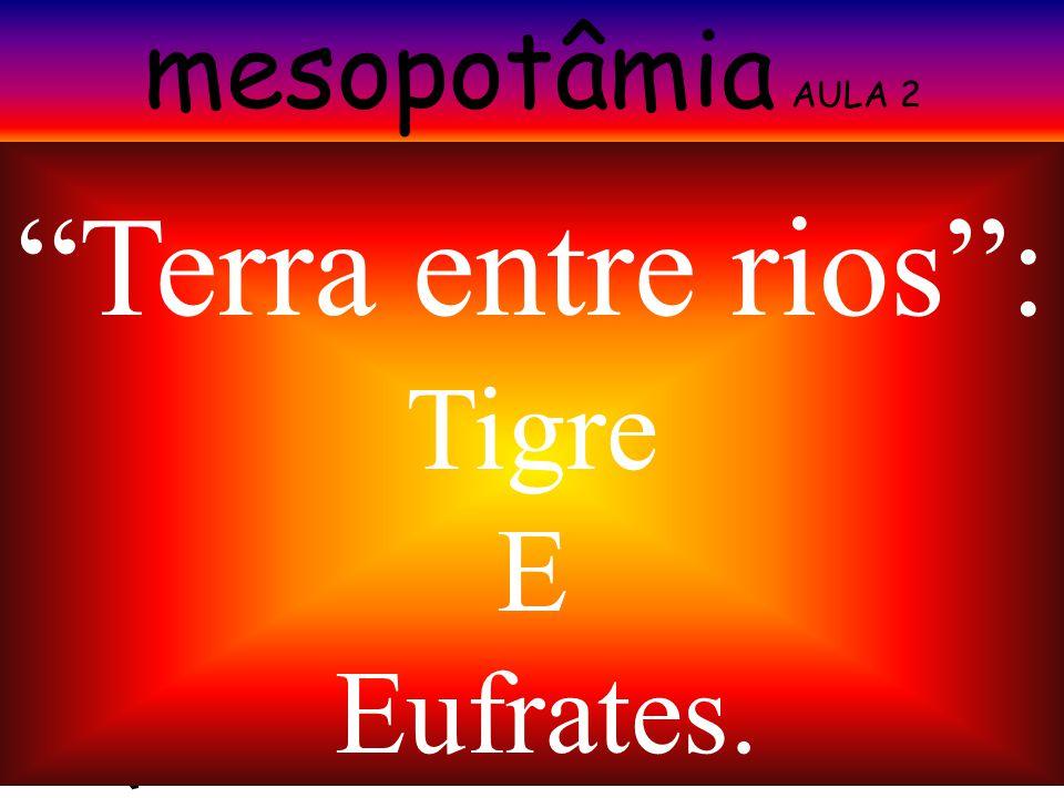 Terra entre rios : Tigre