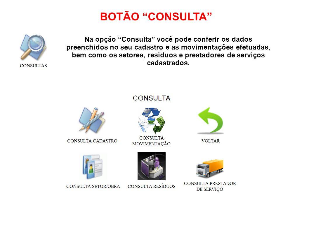 BOTÃO CONSULTA