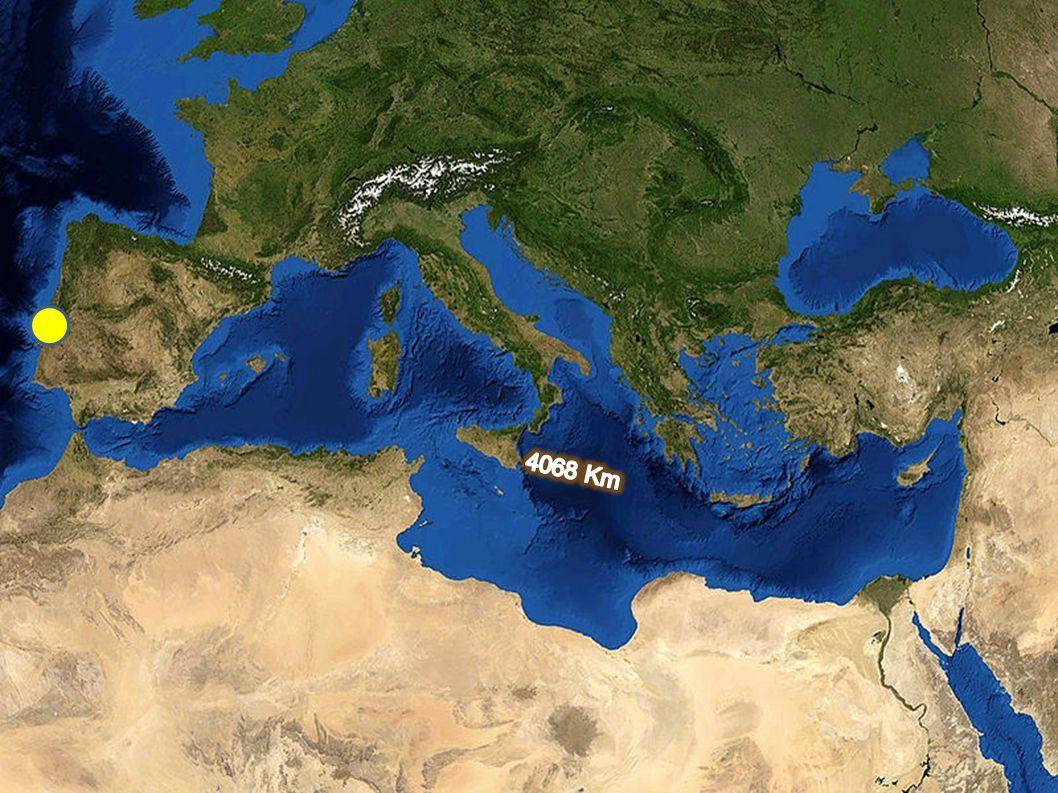 Creio em Ti, Senhor Sessão 3: A terra de Jesus 4068 Km