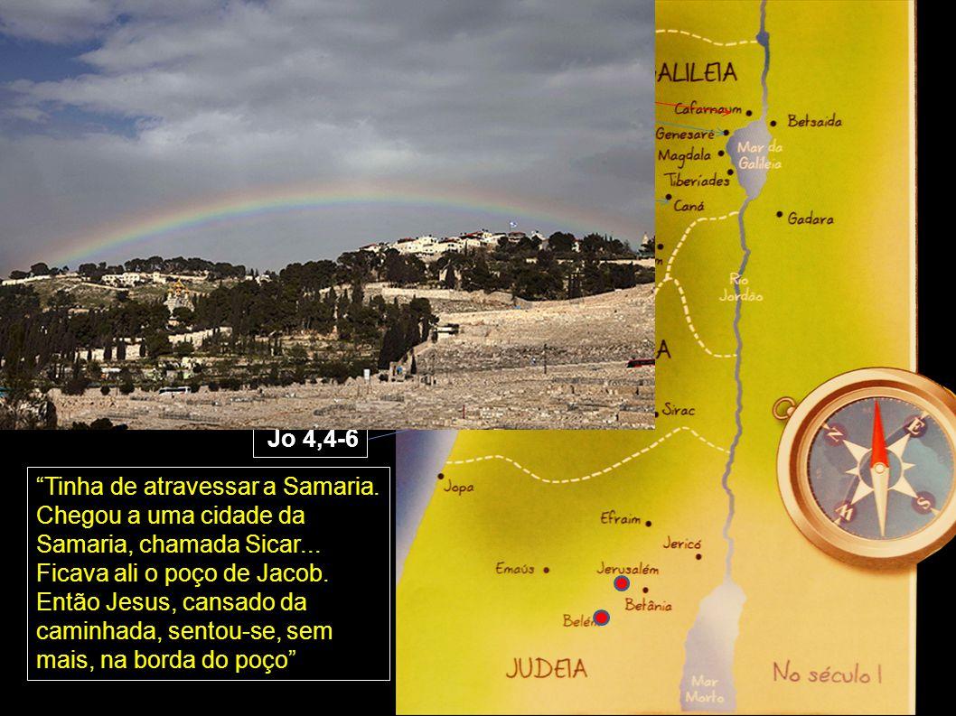 Mt 3,13 Mt 5,18-20. Caminhando ao longo do Mar da Galileia, Jesus viu dois irmãos: