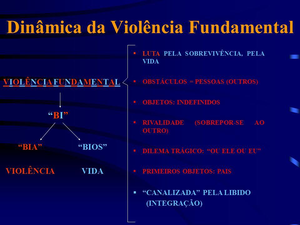 Dinâmica da Violência Fundamental