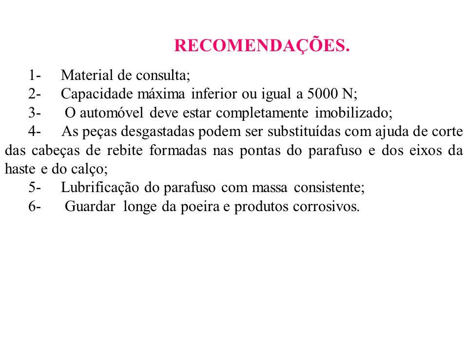 1- Material de consulta;