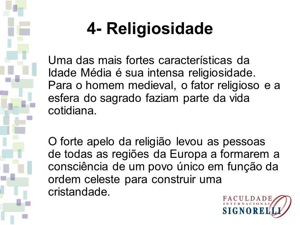 4- Religiosidade