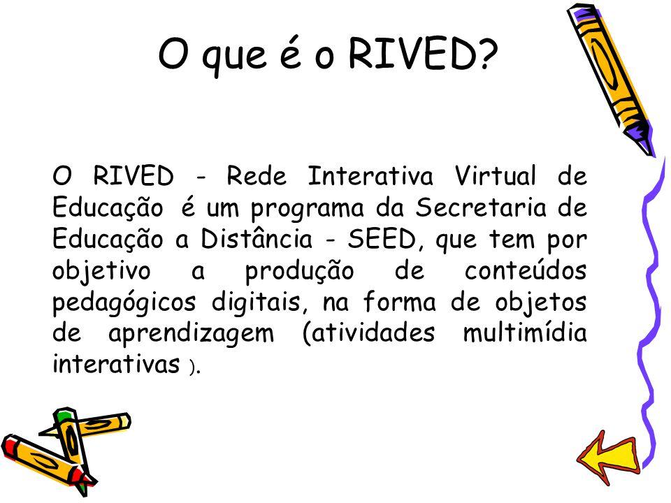 O que é o RIVED