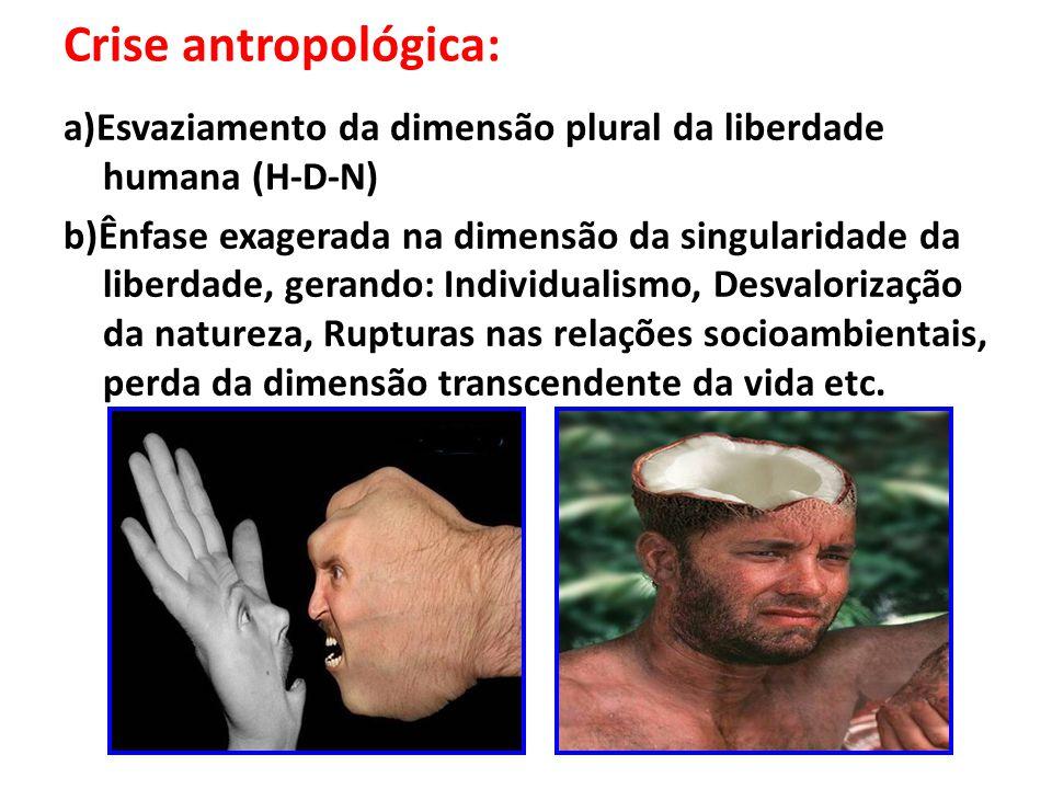 Crise antropológica: