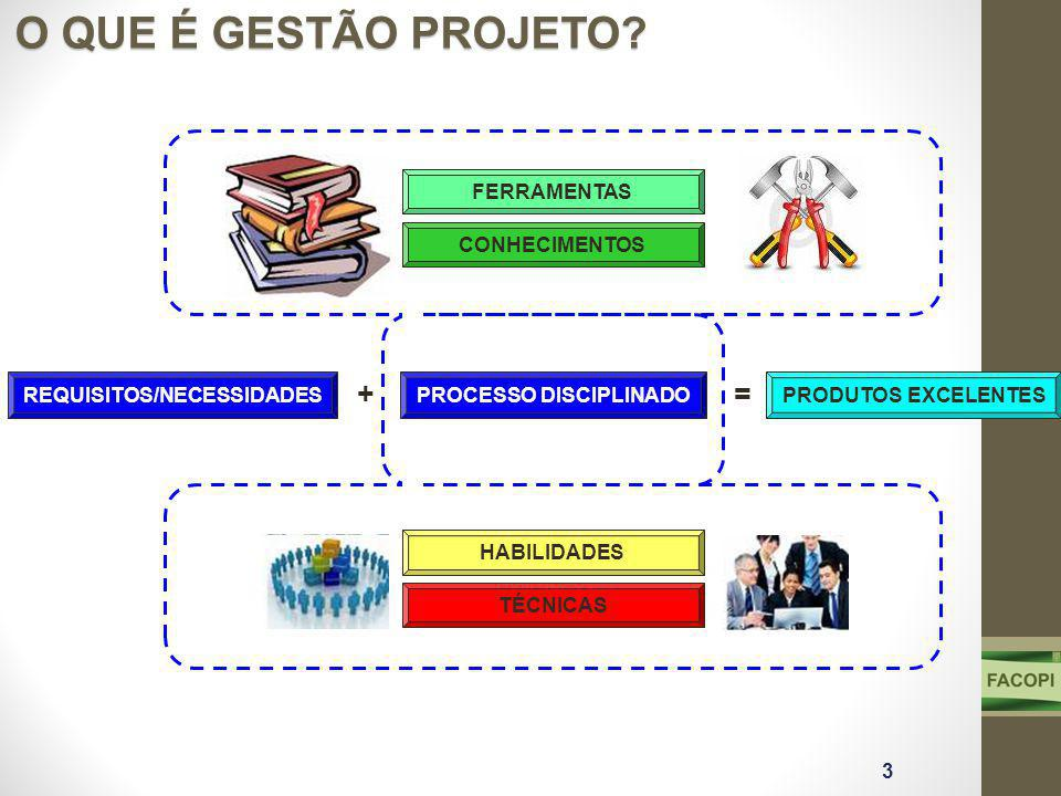 REQUISITOS/NECESSIDADES PROCESSO DISCIPLINADO